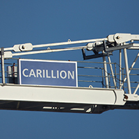 Collapse of Carillion Hubris