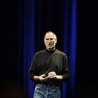 Steve Jobs Humble Narcissism